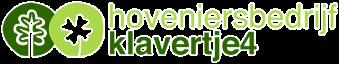 Hovenier Klavertje 4 logo